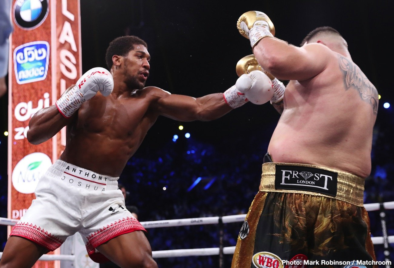 Anthony Joshua, Deontay Wilder - Call it clickbait if you wish (and you already have, haven't you?), but the thought of an all-out shootout between heavyweight stars Anthony Joshua and Deontay Wilder still appeals massively.