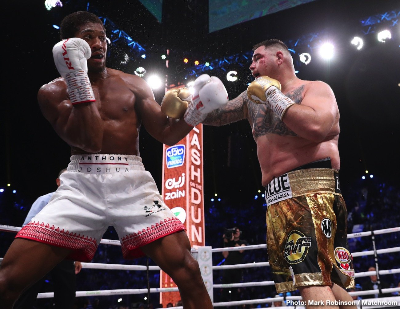 Andy Ruiz, Anthony Joshua, Deontay Wilder, Dillian Whyte, Joseph Parker, Kubrat Pulev, Oleksandr Usyk, Tyson Fury - The new year is almost upon us and 2020 promises to be some eventful year for the heavyweights. Over the next 12 months, we should see good, maybe great, maybe even all-time great big men Tyson Fury, Deontay Wilder, Anthony Joshua, Dillian Whyte, Oleksandr Usyk, Joseph Parker, Kubrat Pulev Andy Ruiz (?) and others, maybe Luis Ortiz, Jarrell Miller, Adam Kownacki, Dereck Chisora – and maybe even Wladimir Klitschko, Shannon Briggs and (ugh) Riddick Bowe – all trying their best to reap the rewards and the riches the sport's premiere division can bring.