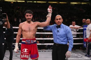 Daniyar Yeleussinov - 2016 Olympian Josh Kelly says he's fighting EBU welterweight champion David Avanesyan next, and he's already spoken to promoter Eddie hearn and trainer Adam Booth about it today.