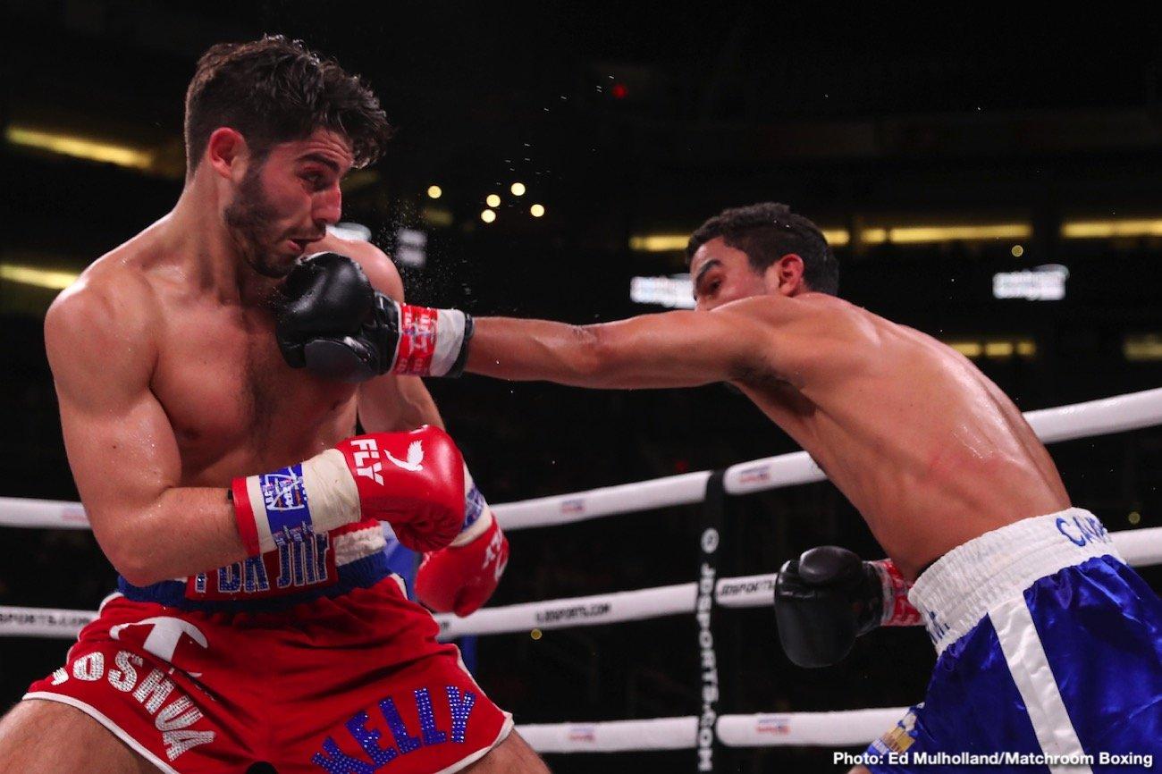 David Avanesyan, DAZN, Josh Kelly - Boxing News