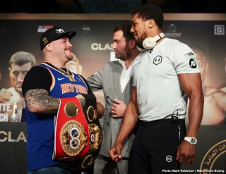 Andy Ruiz - Will it be repeat or revenge in Saudi Arabia on Saturday night (approx 9PM UK time)? Anthony Joshua is confident he will get revenge for his shock June defeat to Andy Ruiz, by knockout, and the former heavyweight champion also feels he and Ruiz will box a trilogy.