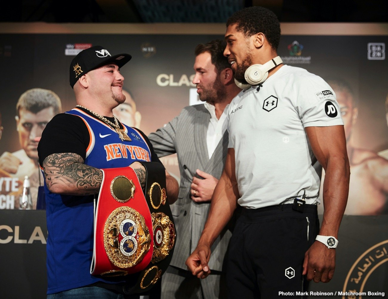 Andy Ruiz, Anthony Joshua - Will it be repeat or revenge in Saudi Arabia on Saturday night (approx 9PM UK time)? Anthony Joshua is confident he will get revenge for his shock June defeat to Andy Ruiz, by knockout, and the former heavyweight champion also feels he and Ruiz will box a trilogy.