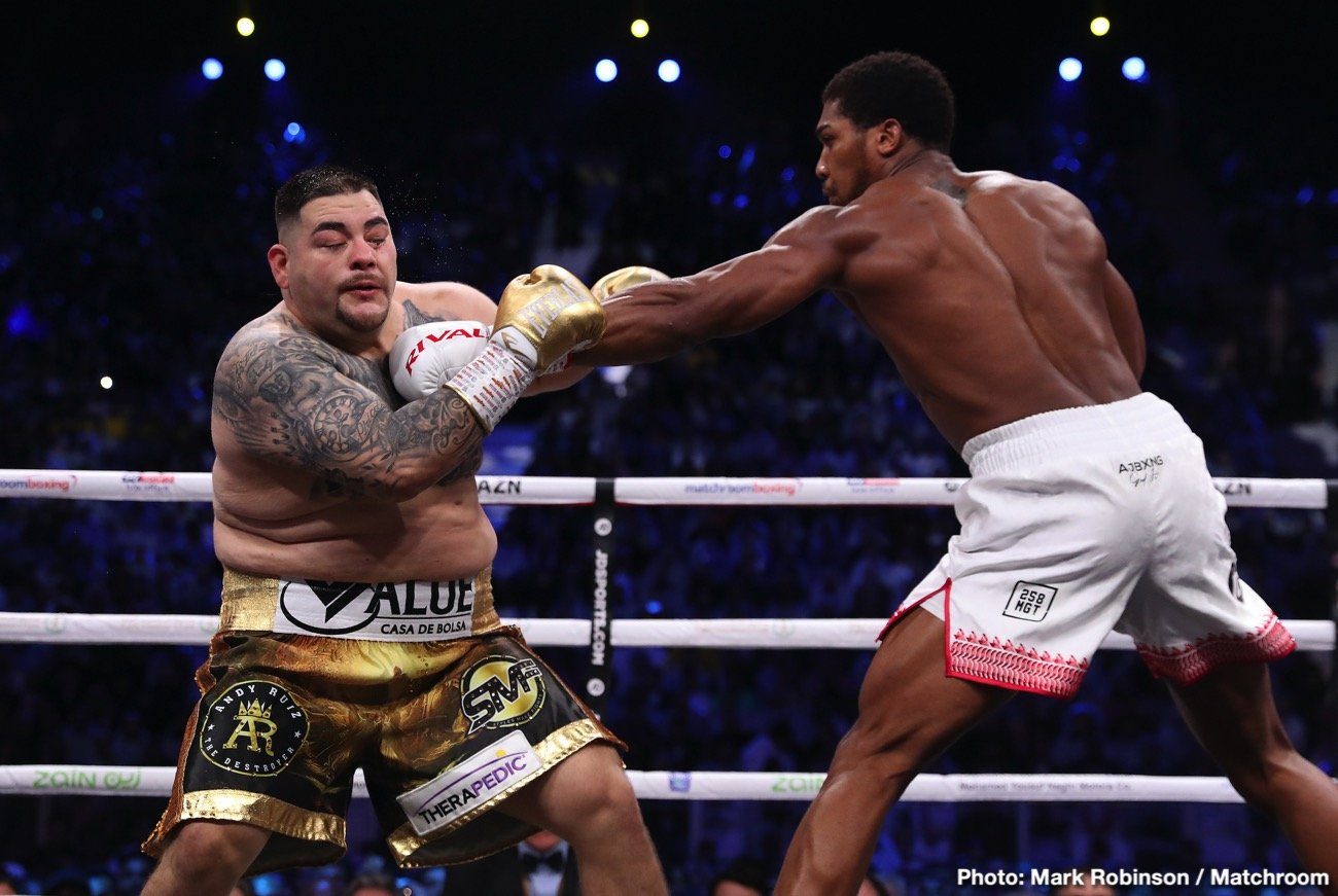 Anthony Joshua - Nearly a week after Anthony Joshua regained his precious straps, the rhetoric from both sides - supporters and detractors - continue to rain down voicing every angle under the sun. In an effort to hone in on the reality behind his triumphant moment, we take a brief snapshot of each perspective: