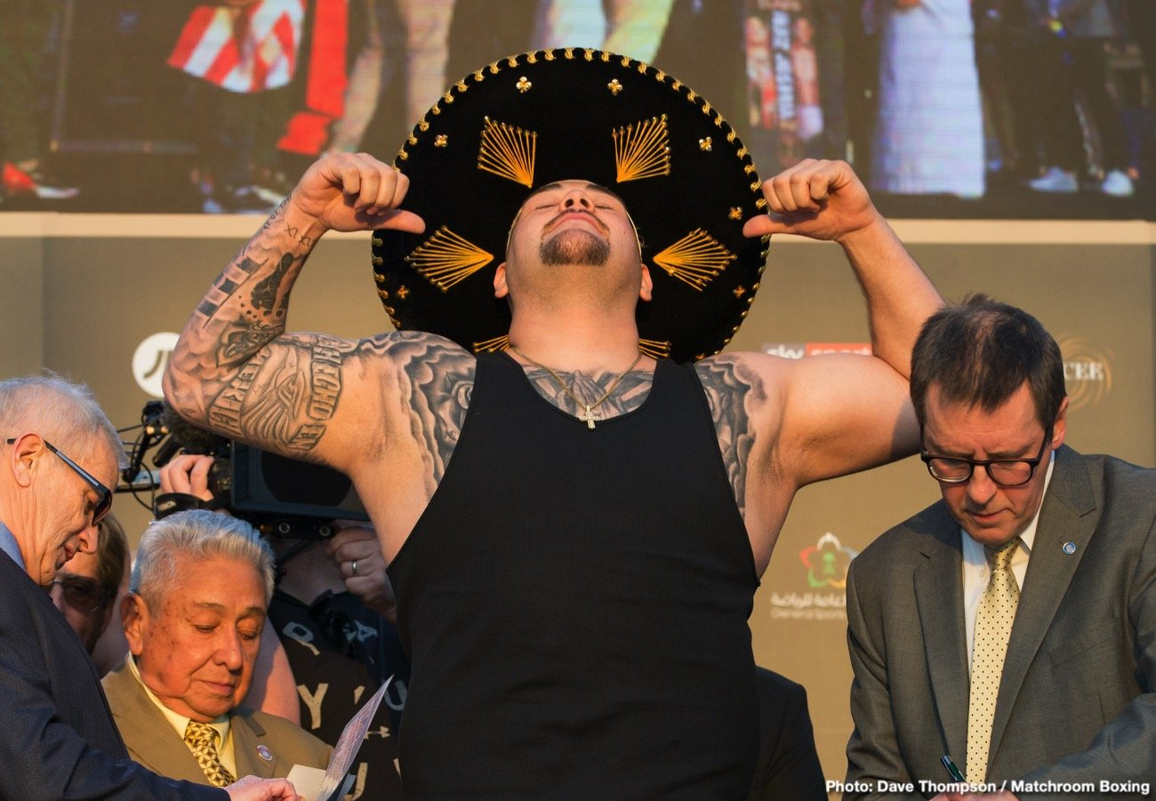 Andy Ruiz - Boxing News
