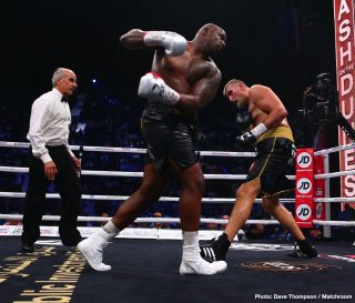 "Andy Ruiz - Dillian Whyte wants to put the bad memories, and the months of frustration he was forced to endure in 2019, firmly behind him. To that end Whyte is plotting his next move, his next fight. Having seen his name cleared (Whyte, wrongly accused of being a fighter taking PEDS, being nothing of the kind) and back in the ring earlier this month, Whyte is now looking toward a ""good fight"" in March or early April."