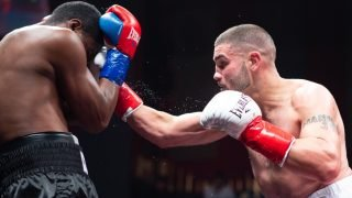 Peter Manfredo - Boxing Results