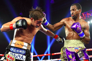 Jamel Herring - A positive test for WBO super featherweight champion Jamel Herring for the COVID 19 virus has forced the cancellation of his main event fight against #11 WBO Jonathan Oquendo for Tuesday at The Bubble at the MGM Grand in Las Vegas, Nevada.