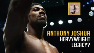 Anthony Joshua - These are very exciting times to be a fan of boxing's marquee weight class, the heavyweight division!