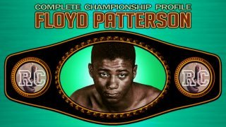 Floyd Patterson - Floyd Patterson is widely viewed as one of the better heavyweight champion boxers of all time, and not without some solid reasoning.