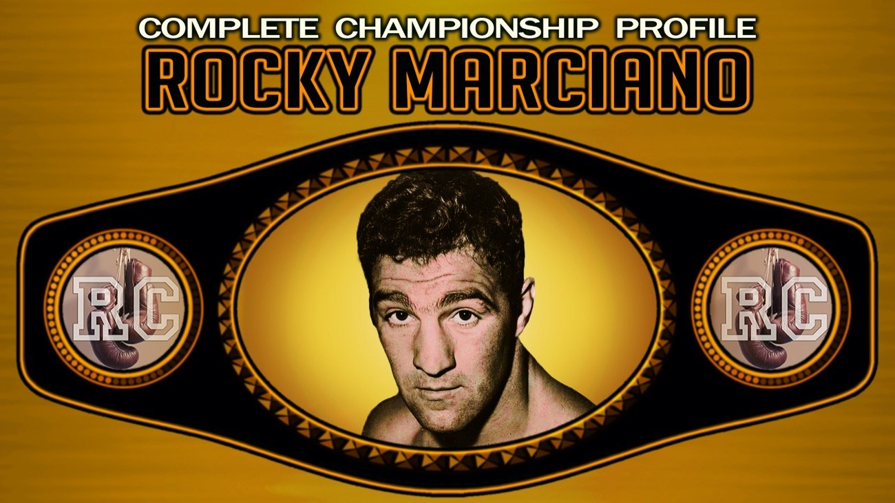 Rocky Marciano is widely regarded as one of the greatest heavyweight champion boxers of all time, and not without sound reasoning.