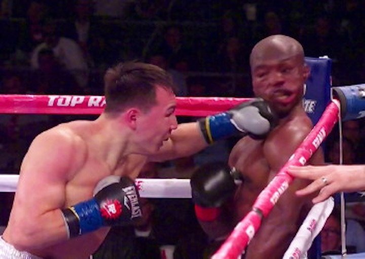 "Timothy Bradley - ""One of the most savage battles of the 21st century,"" Dan Rafael"