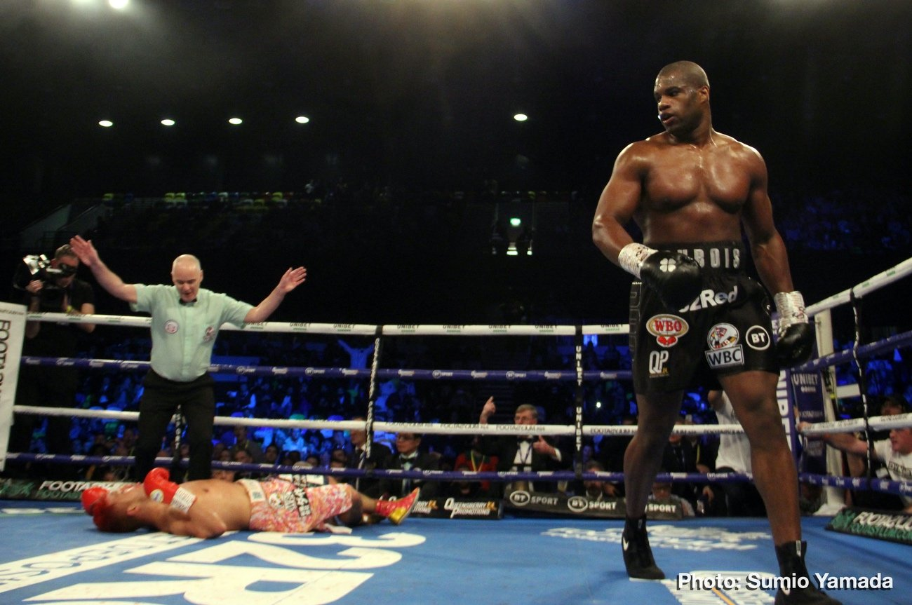 "Daniel Dubois - Top British promoter Frank Warren has put together some great match-ups, some special fights, throughout his long career. Warren has put his money where his mouth in and matched a number of his fighters in big, high risk encounters. However, as he said when speaking with BBC Sport, the all-British heavyweight fight he feels will be ""announced soon,"" between Warren's fighter Daniel Dubois and the also unbeaten Joe Joyce, is the ""biggest risk"" of his career as a boxing promoter."