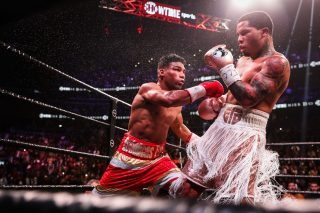 Yuriorkis Gamboa - Devin Haney says he wants to beat former featherweight champion Yuriorkis Gamboa worse than Terence Crawford and Gervonta 'Tank' Davis did. Haney (24-0, 15 KOs) is in negotiations with former IBF/WBA 126-pound champion Gamboa (30-3, 18 KOs) for his next fight.