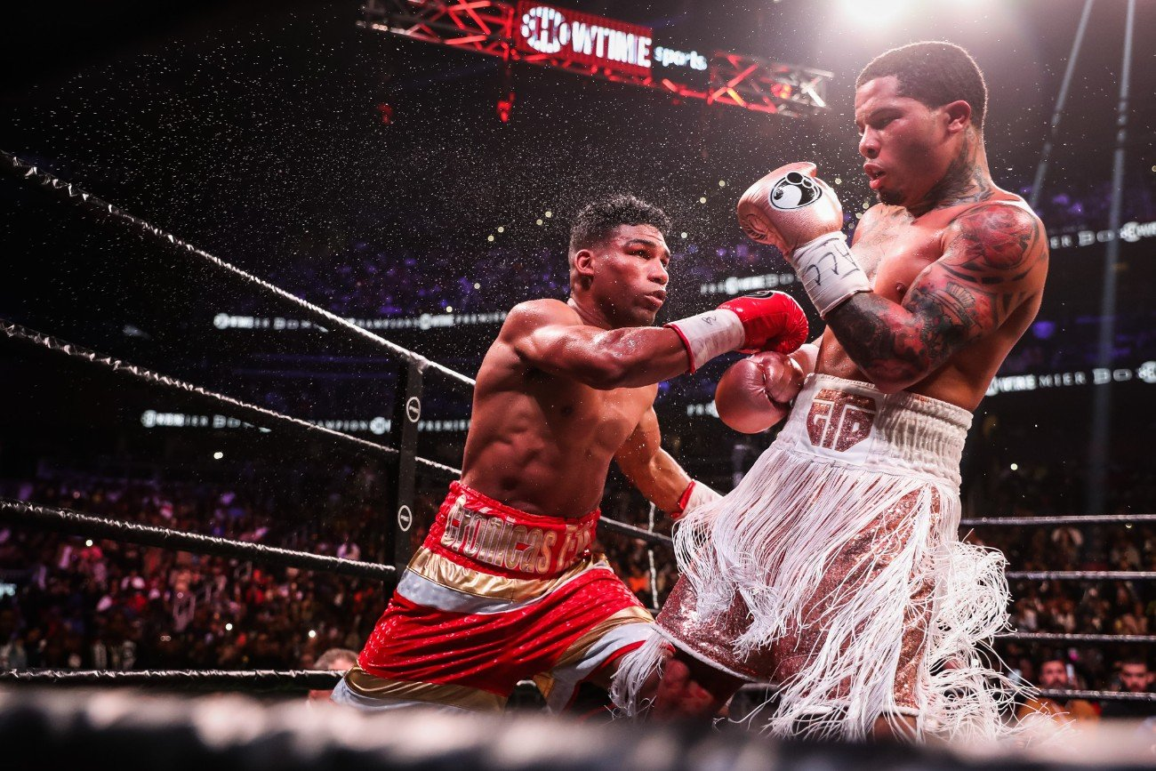Jean Pascal - Gervonta 'Tank' Davis (23-0, 22 KOs) captured the vacant WBA secondary lightweight title on Saturday night with a 12th round knockout win over Yuriorkis Gamboa (30-3,18 KOs) at the State Farm Arena in Atlanta.