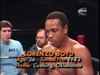 Lorenzo Boyd - The Warrior Who Fought Tyson, Morrison, Biggs, Berbick Passes Away At Age 59
