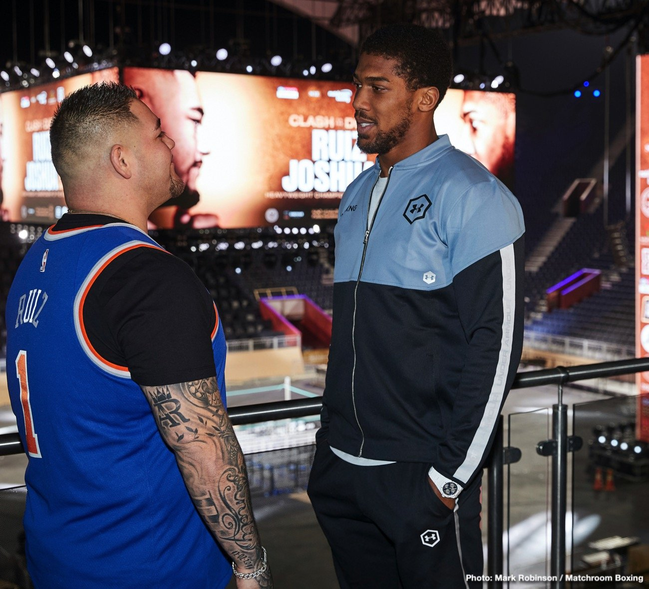 Andy Ruiz, Anthony Joshua - Coming up on December 7, 2019 boxing fans will be treated to the highly anticipated rematch between unified IBF/WBA/WBO heavyweight world champion Andy Ruiz Jr and former champion Anthony Joshua.