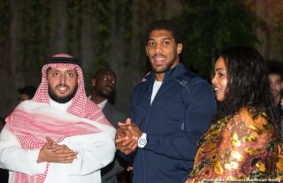 Anthony Joshua Says More Talks With Deontay Wilder Have Taken Place