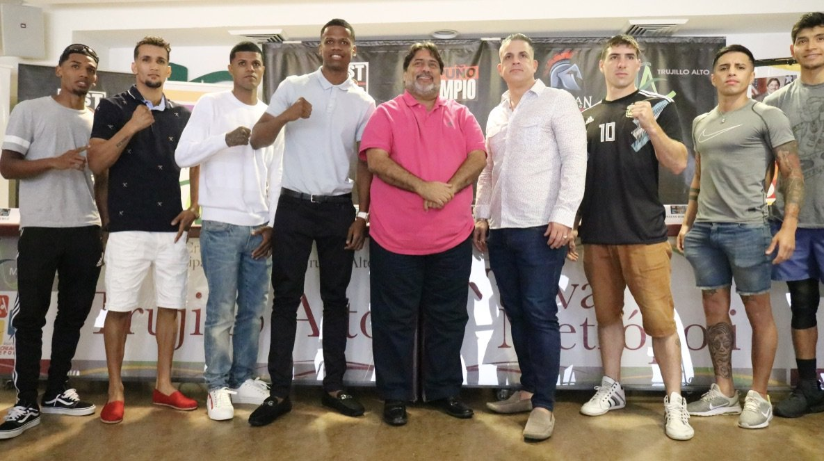 """With undefeated Patrick Cora and Angel """"Bebito"""" Aponte and former WBO Latino champion, Luis """"Popeye"""" Lebrón, in the main bouts the series """"A Puño Limpio"""" will conclude this year at the Rubén Zayas Montañez Coliseum in Trujillo Alto, this Friday, December 20, in a presentation of PR Best Boxing Promotions (PRBBP) in association with Spartan Boxing, which will be broadcast live on www.facebook.com/PRBestBoxing."""