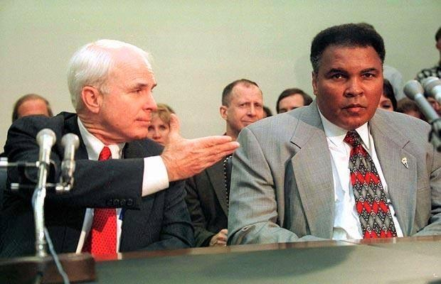 - Senator John McCain will be posthumously presented a Lifetime Achievement Award for his tireless work to protect boxers and elevate the sport this Friday night at a special ceremony during the USA Boxing Alumni Association Hall of Fame reception at the Golden Nugget Hotel & Casino in Lake Charles, Louisiana.