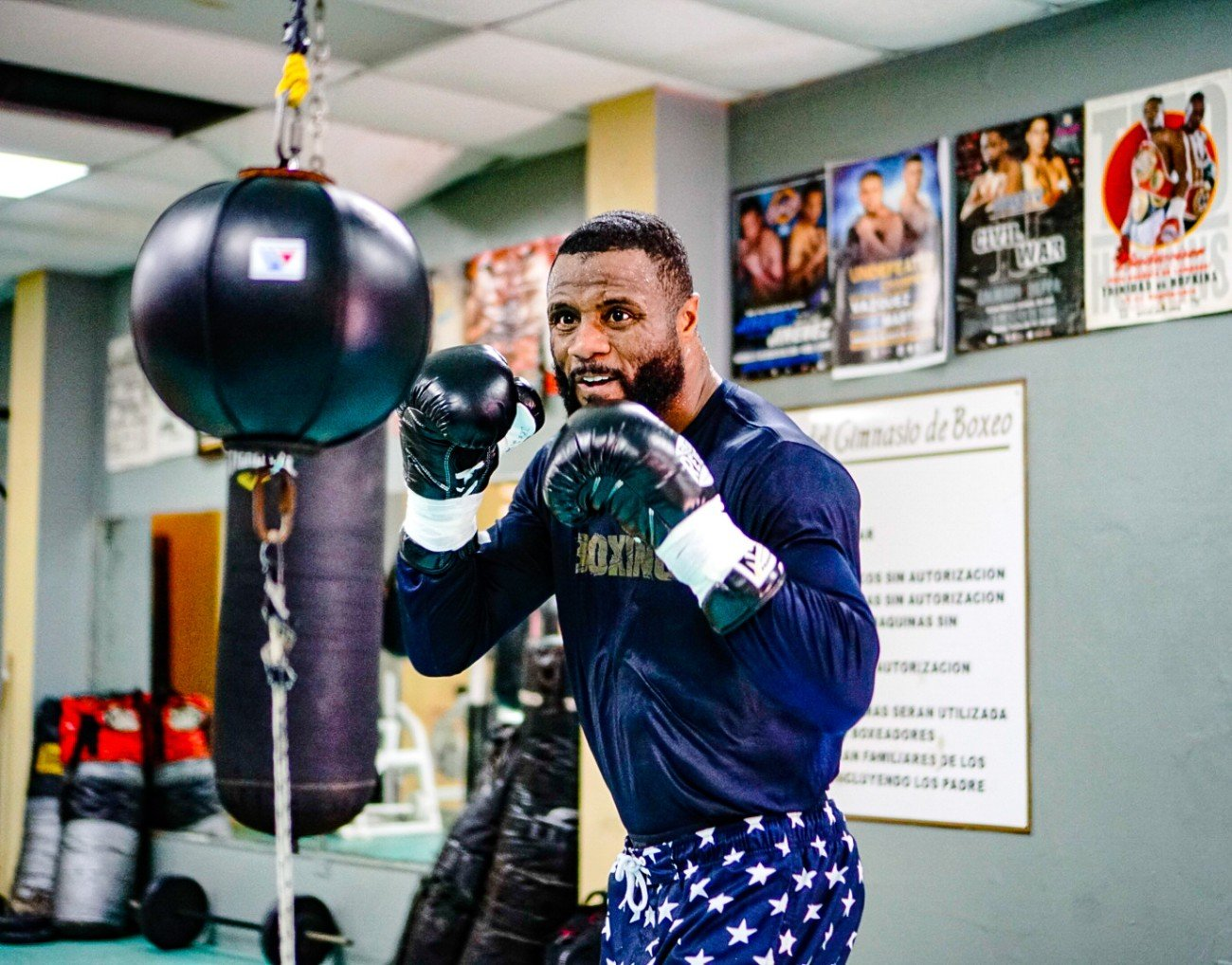 Badou Jack - As Jean Pascal prepares to defend his WBA Light Heavyweight Title, the two-time world champion shared an update from his training camp in Puerto Rico as he prepares to take on two-division champion Badou Jack Saturday, December 28 live on SHOWTIME from the award-winning State Farm Arena in Atlanta in a Premier Boxing Champions event.