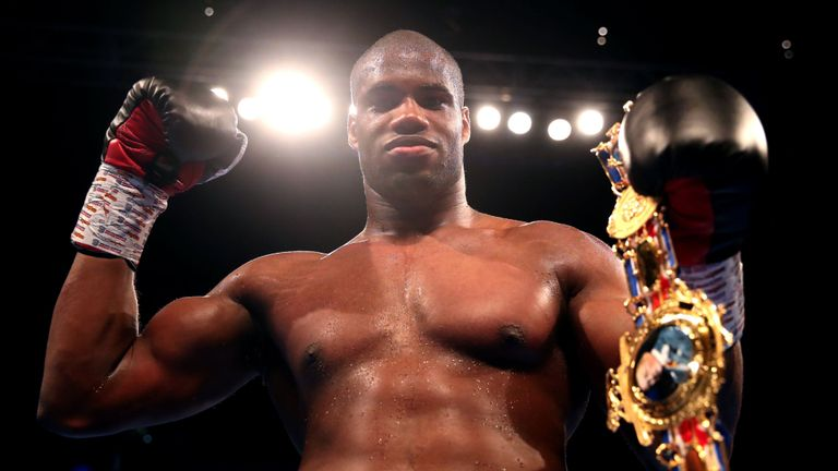 Daniel Dubois - The way unbeaten heavyweight contender Daniel Dubois sees it, the top three heavyweights in the world right now are: Tyson Fury, Anthony Joshua and Deontay Wilder. And the soon to be 23 year old who many see as the future of the heavyweight division, is eyeing a fight with each of them. And Dubois feels he has what it takes to rule the division.