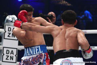 Daniel Roman, Demetrius Andrade, Joseph Diaz, Luke Keeler, Murodjon Akhmadaliev, Tevin Farmer - Boxing News