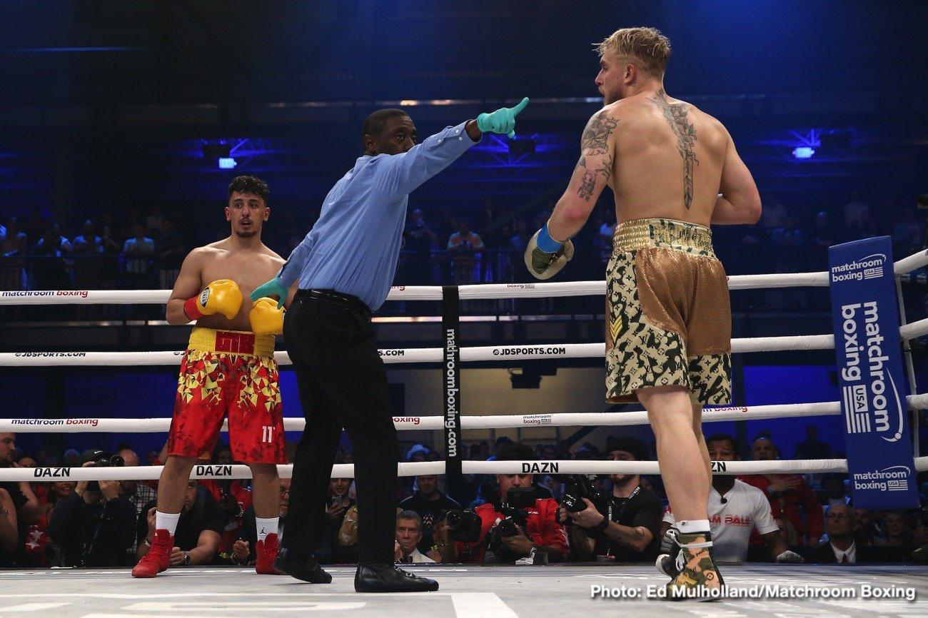 Ben Askren, Freddie Roach, Jake Paul - Boxing News
