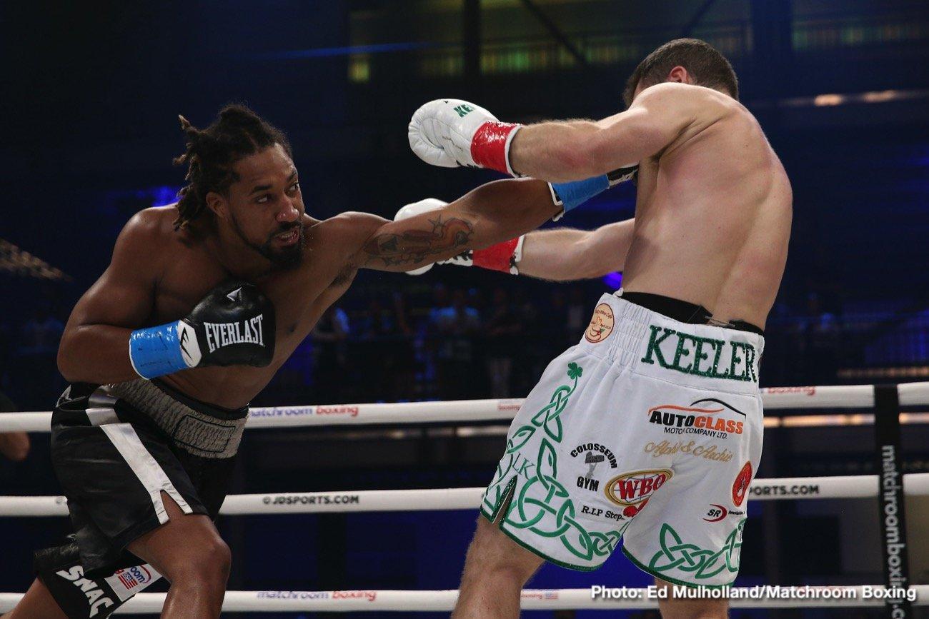 Demetrius Andrade, Shawn Porter - Boxing News