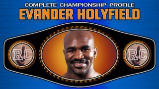 Evander Holyfield - Evander 'Real Deal' Holyfield is widely viewed as one of the greatest boxing champions of all time, and not without good reason.