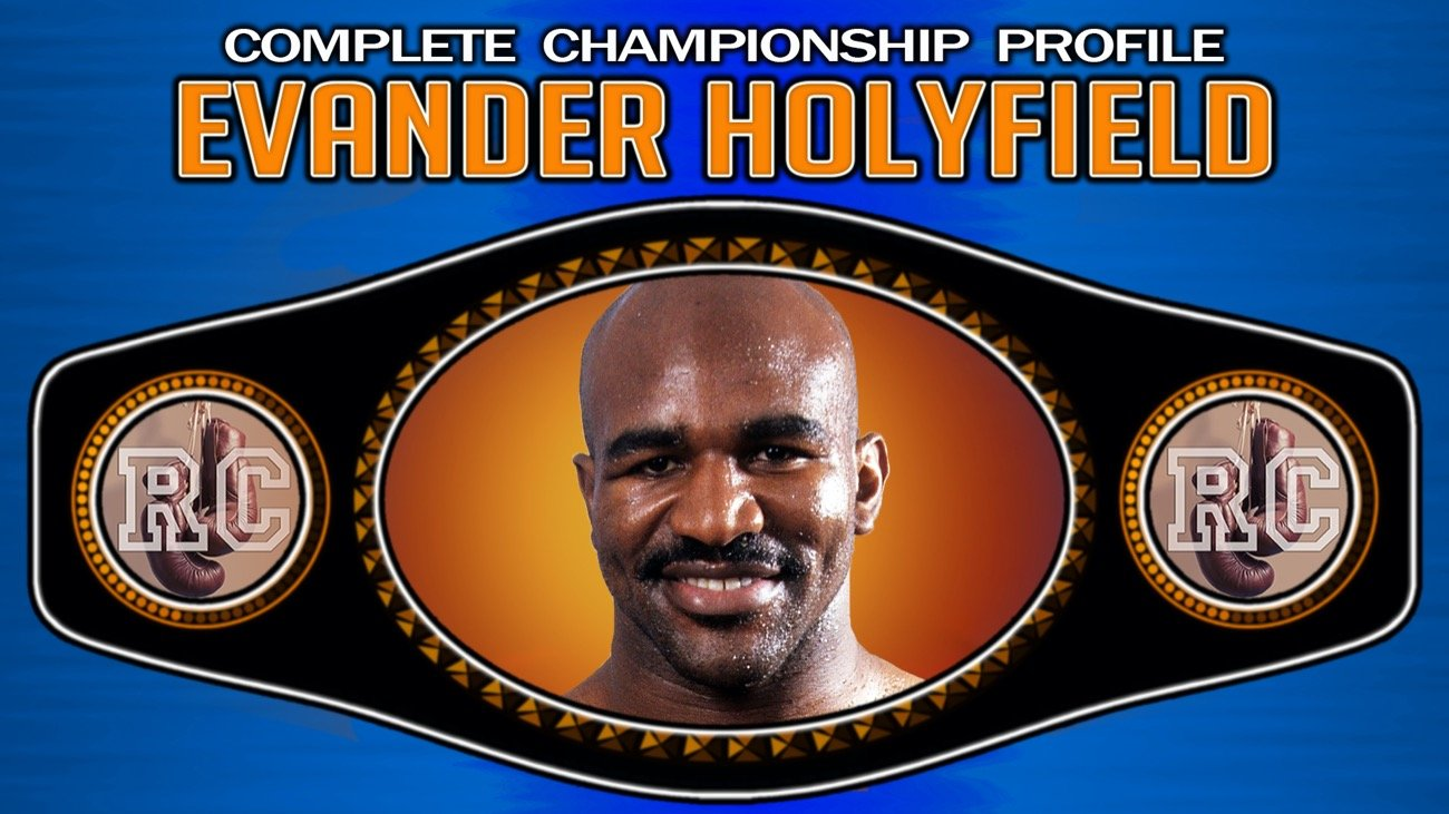 Evander 'Real Deal' Holyfield is widely viewed as one of the greatest boxing champions of all time, and not without good reason.