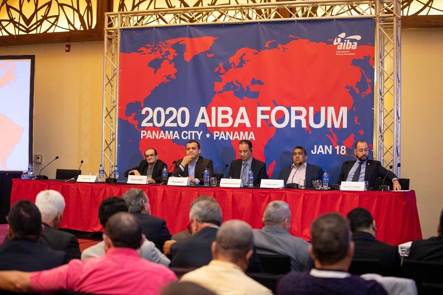 AIBA Forum in Panama became a huge communication platform for American federations