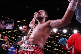 Luke Keeler - Demetrius Andrade has signed a four-fight extension to his contract with Matchroom Boxing USA.