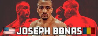 Joseph Bonas, Kazeem Soyoye - Dmitriy Salita proudly announces the signing of undefeated Detroit-based welterweight Joseph Bonas to a co-promotional contract.