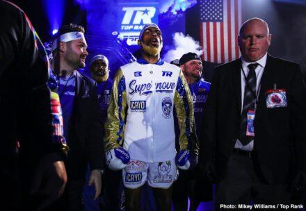 Eleider Alvarez, Felix Verdejo, Manuel Rey Rojas, Michael Seals - Boxing News