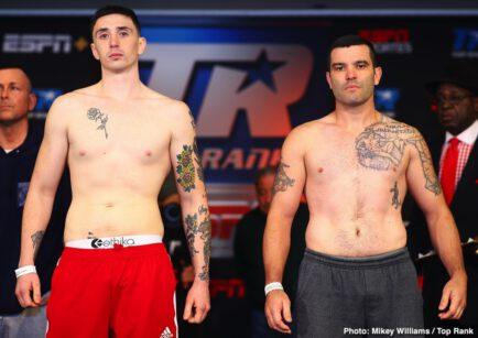 Jesse Hart, Joe Smith, Top Rank - Boxing News