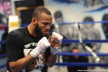 Jeison Rosario, Julian Williams - Boxing News