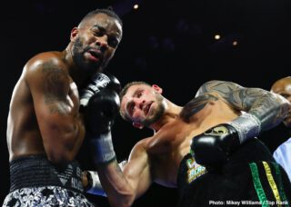 Jesse Hart - Two tough, determined and especially motivated light-heavyweights gave us a terrific action fight last night in Atlantic City. Joe Smith Jr, best known for being the man who ended the long and ultra-distinguished career of all-time great Bernard Hopkins, defeated Hopkins' protege Jesse Hart over ten all-action rounds.