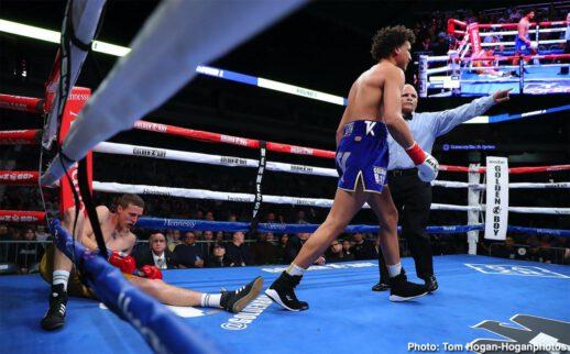 Gary O'Sullivan, Jaime Munguia - Boxing News