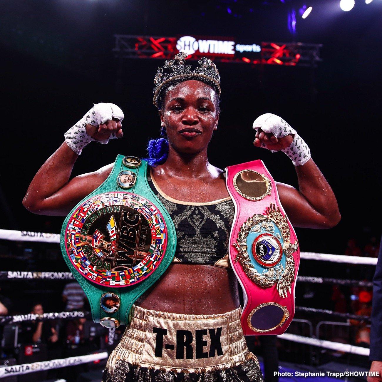 Claressa Shields - Boxing News