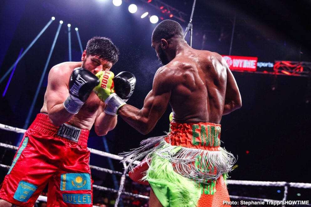 WATCH: Golovkin stops Rubio in 2, retains middleweight title