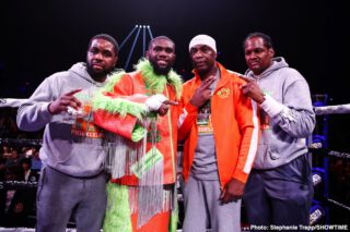 Jaron Ennis vs. Sergey Lipinets agreed for May on Showtime