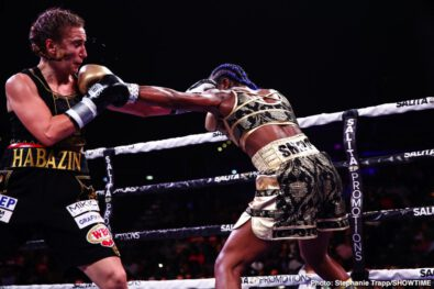 Claressa Shields Ivana Habazin Boxing News Boxing Results