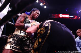 Claressa Shields - As women continue to make strides toward equality across industries, boxing and its media partners remain in the past by disenfranchising women from a fair opportunity to showcase their skills and earn a living.