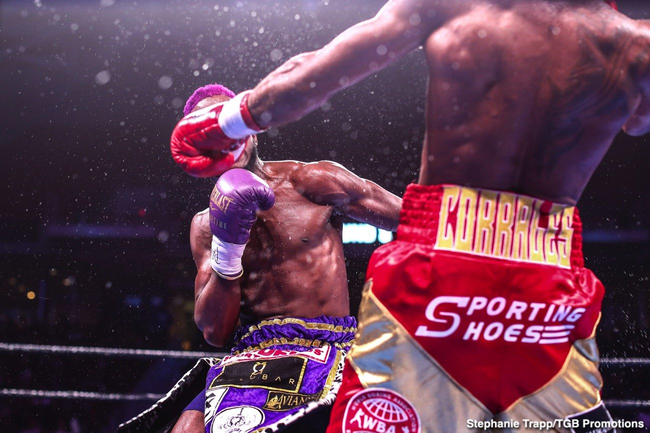 """Argenis Mendez, Chris Colbert, Jaime Arboleda, Matt Korobov, Richardson Hitchin, Ronald Ellis - Two of the top fighters in the 130-pound division will meet when unbeaten interim WBA Super Featherweight Champion Chris """"Primetime"""" Colbert faces the hard-hitting Jaime Arboleda in the main event of SHOWTIME BOXING: SPECIAL EDITION Saturday, December 12 at 9 p.m. ET/6 p.m. PT live on SHOWTIME from Mohegan Sun Arena in Uncasville, Conn., in an event presented by Premier Boxing Champions."""