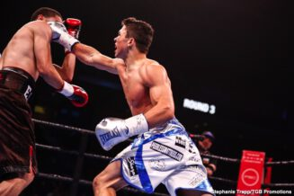 Chris Colbert, Jeison Rosario, Jezreel Corrales, Julian Williams - Boxing News