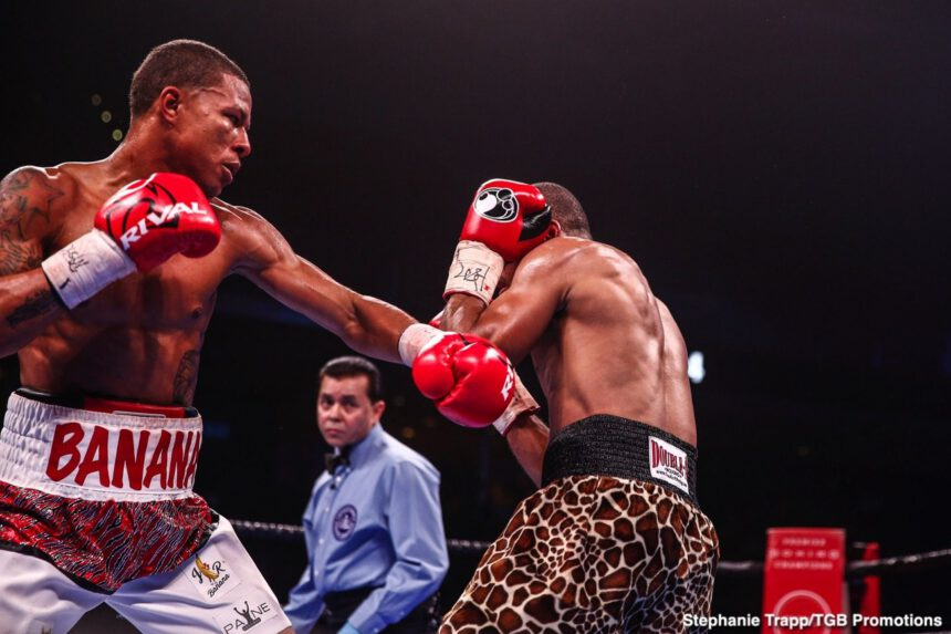Jeison Rosario, Julian Williams - Boxing News