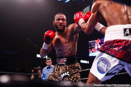 Chris Colbert, Jeison Rosario, Jezreel Corrales, Julian Williams - Boxing News