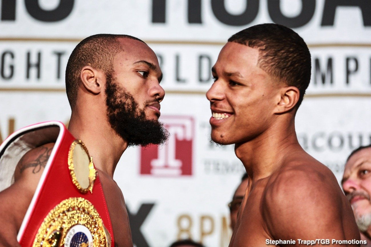 Julian Williams - Unified world junior middleweight champion Julian 'J-Rock' Williams is ready to produce an explosive performance as he makes the first defence of his unified titles against hard-hitting contender Jeison Rosario this Saturday evening at the Liacouras Center, Philadelphia, PA.