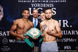 Anthony Dirrell, Keith Thurman, Mike Dallas, Yordenis Ugas - Today, FOX Sports announces former unified welterweight champion Keith Thurman and former super middleweight champion Anthony Dirrell join blow-by-blow announcer Ray Flores to call FS1 PBC FIGHT NIGHT: YORDENIS UGAS VS. MIKE DALLAS JR. on Saturday, Feb. 1 (8:00 PM ET) live from Beau Rivage Resort & Casino in Biloxi, Mississippi. In addition, Jordan Plant serves as reporter, while Marcos Villegas works as the Unofficial Scorer and Felix DeJesus is the translator. The same crew works the FS1 PBC FIGHT NIGHT PRELIMS. On FOX Deportes, Jaime Motta and Alejandro Luna call the fights in Spanish.