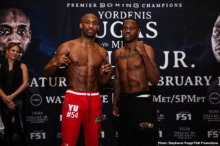 Yordenis Ugas - Today, FOX Sports announces former unified welterweight champion Keith Thurman and former super middleweight champion Anthony Dirrell join blow-by-blow announcer Ray Flores to call FS1 PBC FIGHT NIGHT: YORDENIS UGAS VS. MIKE DALLAS JR. on Saturday, Feb. 1 (8:00 PM ET) live from Beau Rivage Resort & Casino in Biloxi, Mississippi. In addition, Jordan Plant serves as reporter, while Marcos Villegas works as the Unofficial Scorer and Felix DeJesus is the translator. The same crew works the FS1 PBC FIGHT NIGHT PRELIMS. On FOX Deportes, Jaime Motta and Alejandro Luna call the fights in Spanish.